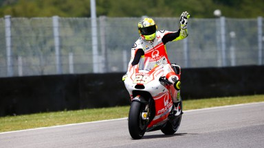 Andrea Iannone, Pramac Racing, ITA Q2