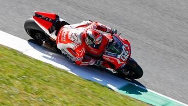 Andrea Dovizioso, Ducati Team, ITA RACE