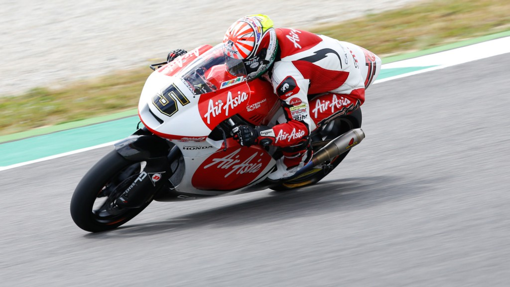 Johann Zarco, AirAsia Caterham, ITA RACE