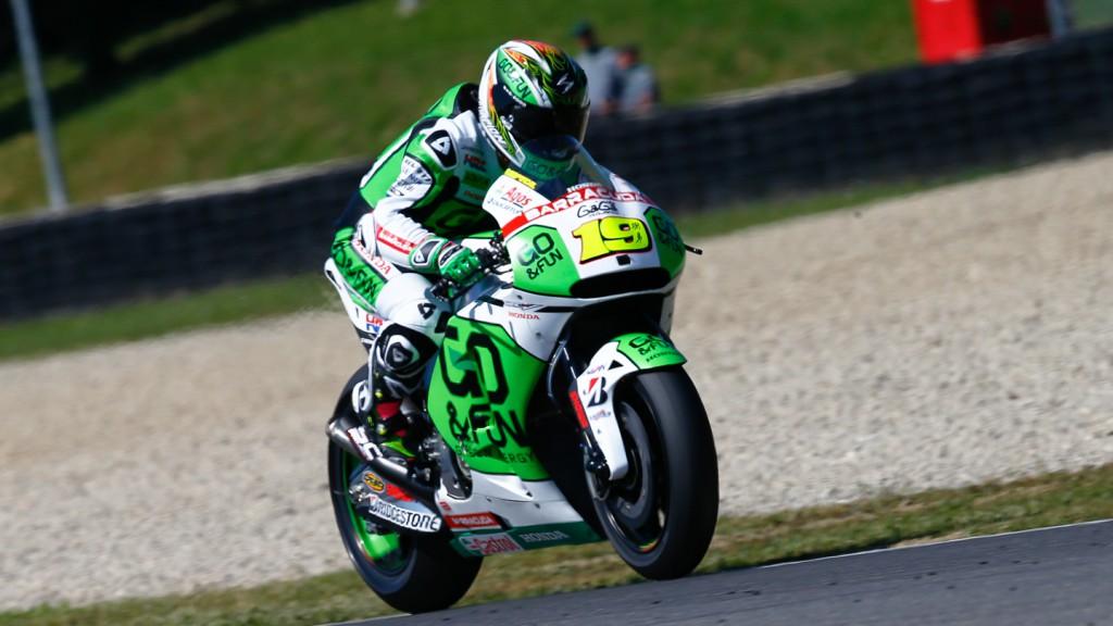 Alvaro Bautista, GO&FUN Honda Gresini, ITA RACE