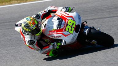 Andrea Iannone, Pramac Racing, ITA RACE