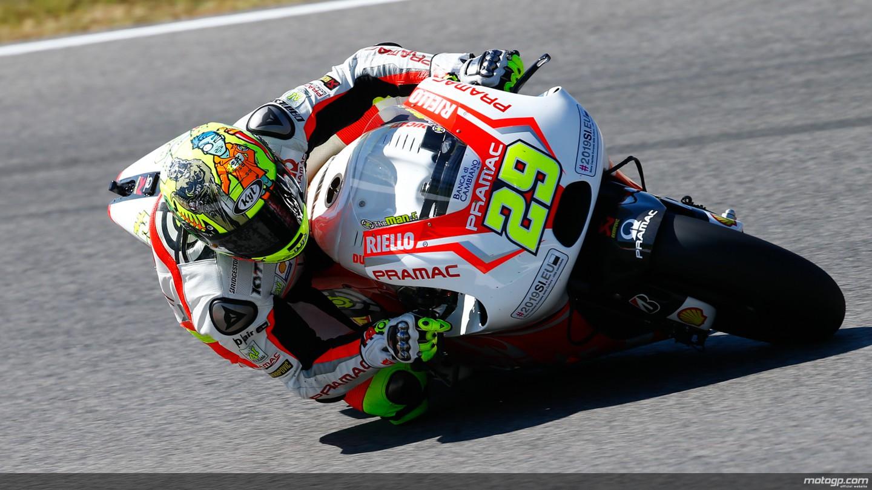 motogp.com · Andrea Iannone, Pramac Racing, ITA RACE