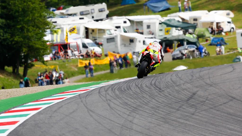 Andrea Iannone, Pramac Racing, ITA WUP