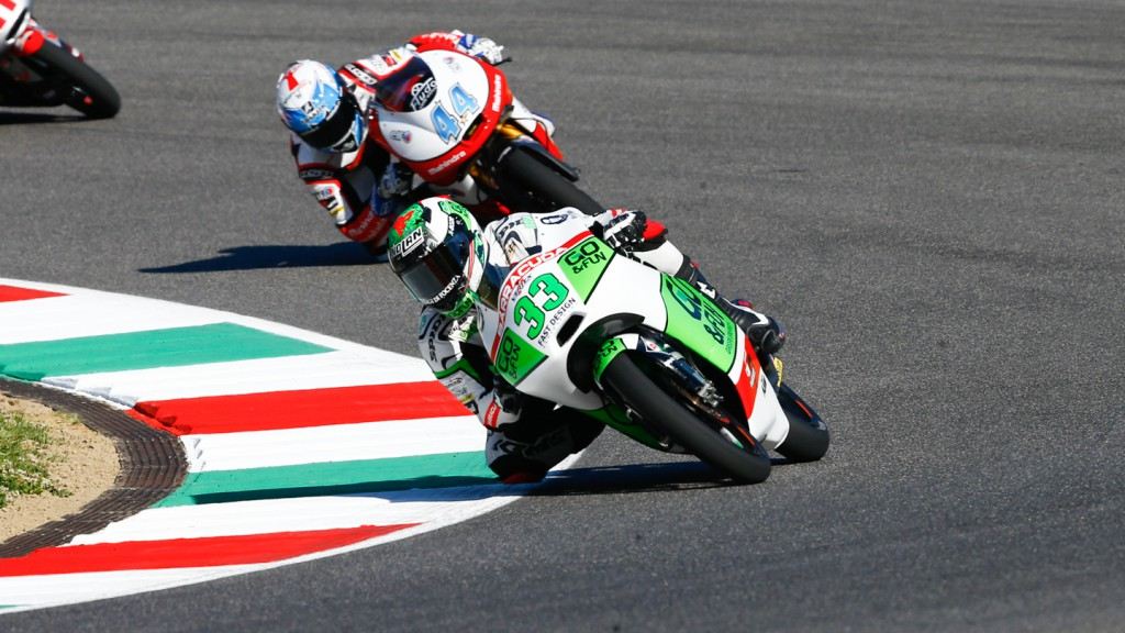 Enea Bastianini, Junior Team GO&FUN Moto3, ITA RACE