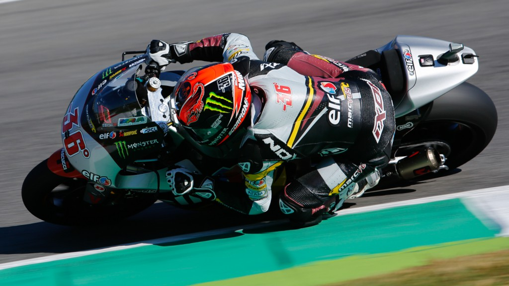 Mika Kallio, Marc VDS Racing Team, ITA RACE