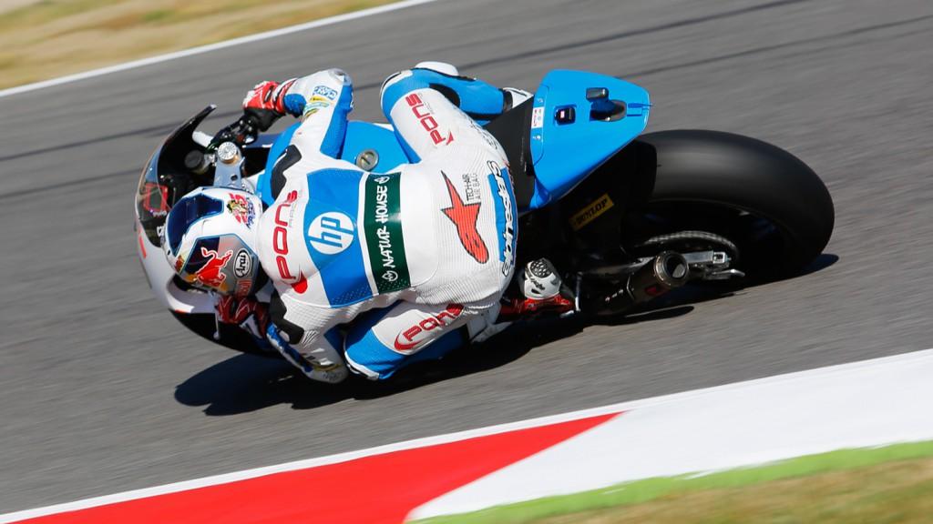 Maverick ViÑales, Pons HP 40, ITA RACE