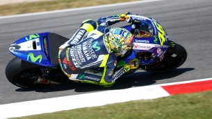 Rossi Mugello 2014 race review
