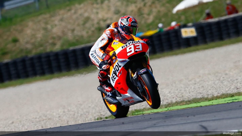 motogp.com · Marc Marquez, Repsol Honda Team, ITA RACE