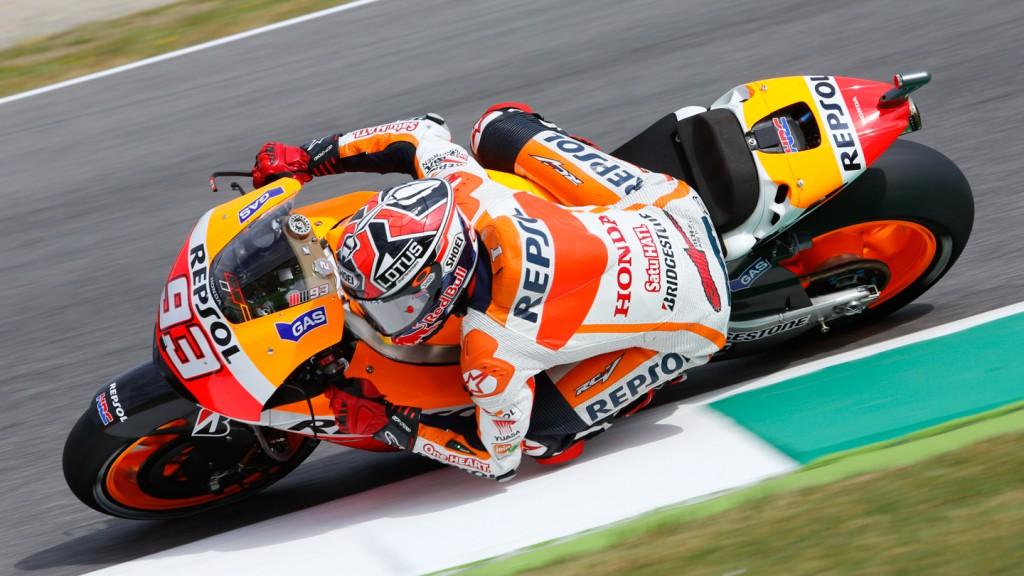 Marc Marquez, Repsol Honda Team, ITA WUP