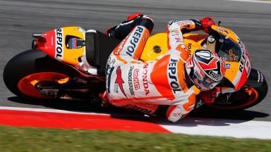 Marc Marquez, Repsol Honda Team, ITA RACE