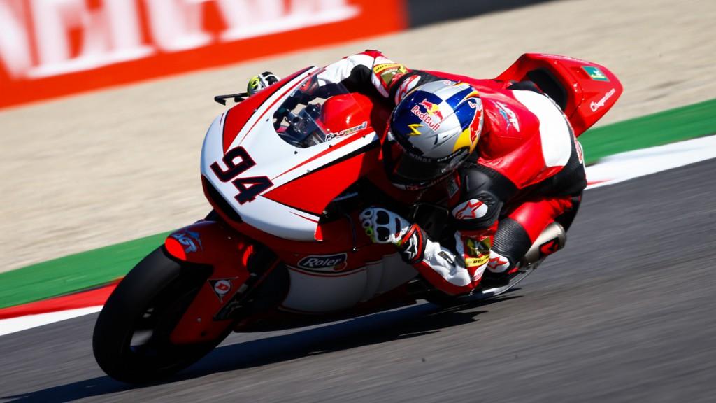 Jonas Folger, AGR Team, ITA RACE