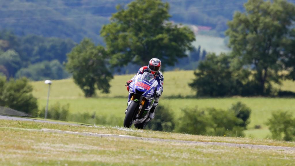 Jorge Lorenzo, Movistar Yamaha MotoGP, ITA WUP