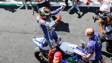 Jorge Lorenzo, Movistar Yamaha MotoGP, ITA RACE