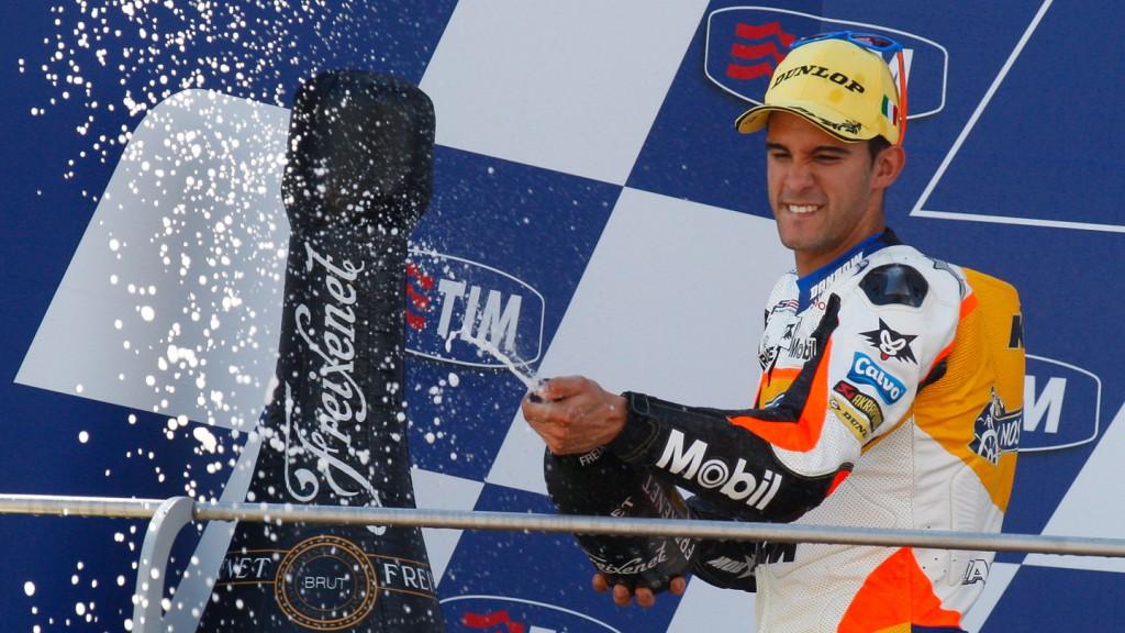 Isaac Viñales, Calvo Team, ITA RACE