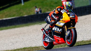 Colin Edwards, NGM Forward Racing, ITA RACE
