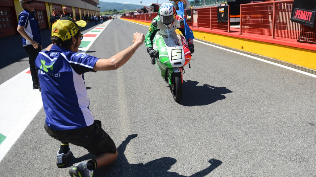 Romano Fenati, SKY Racing Team  VR46, ITA RACE