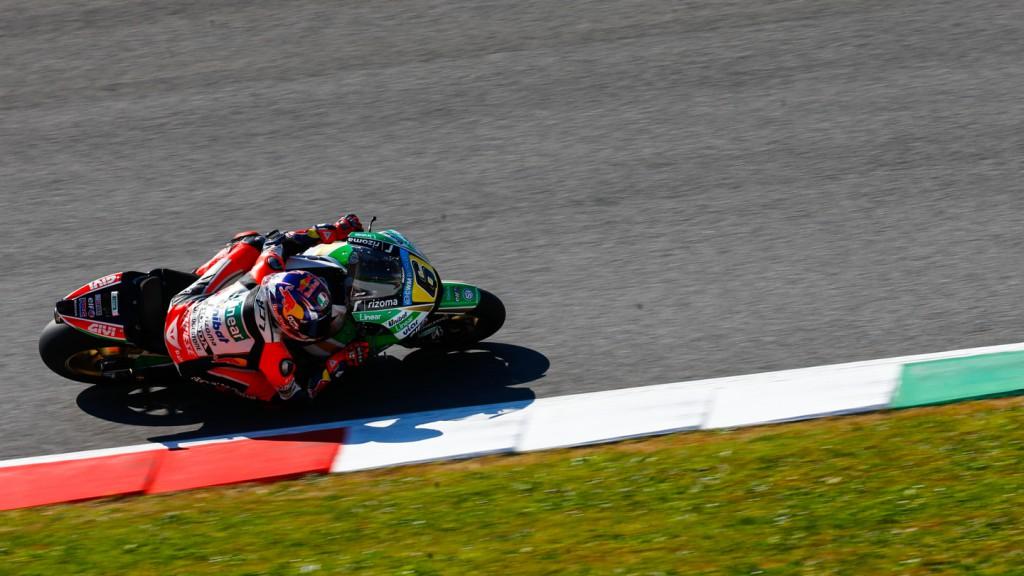 Stefan Bradl, LCR Honda MotoGP, ITA RACE