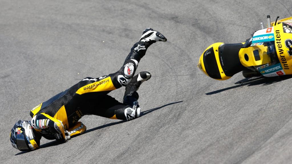 Thomas Luthi, Interwetten Paddock Moto2, ITA RACE