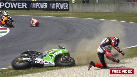 motogp.com · Bradl and Crutchlow reflect on costly crash