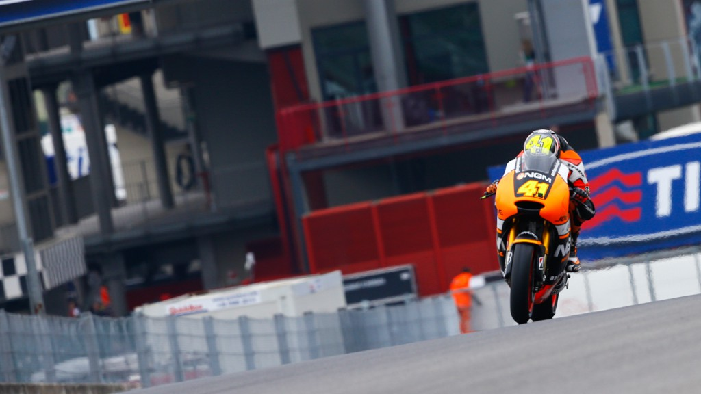 Aleix Espargaro, NGM Forward Racing, ITA RACE