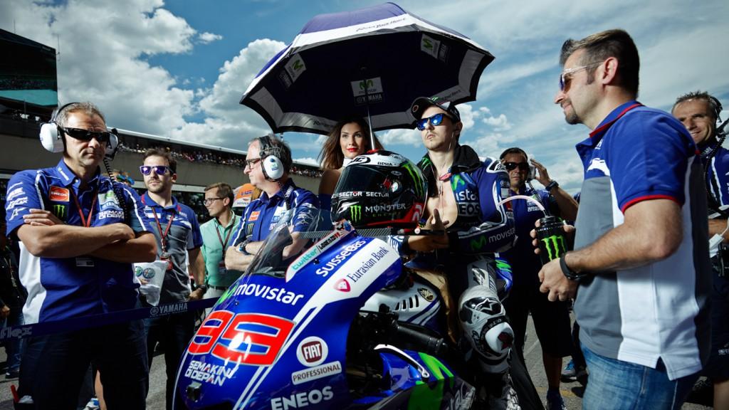 Jorge Lorenzo, Movistar Yamaha MotoGP, ITA RACE - © Copyright Alex Chailan & David Piolé