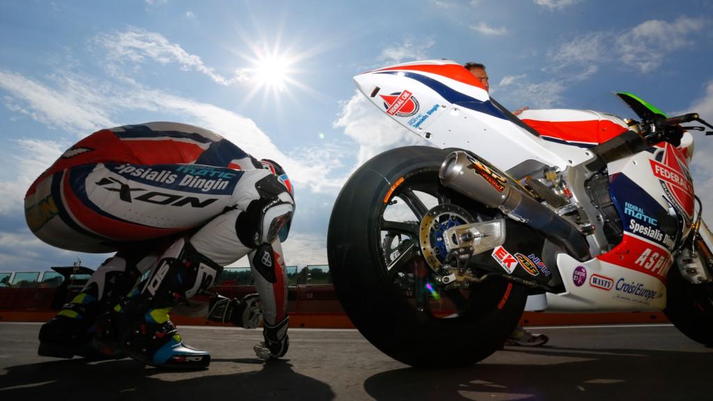 Xavier Simeon, Federal Oil Gresini Moto2, Mugello Test