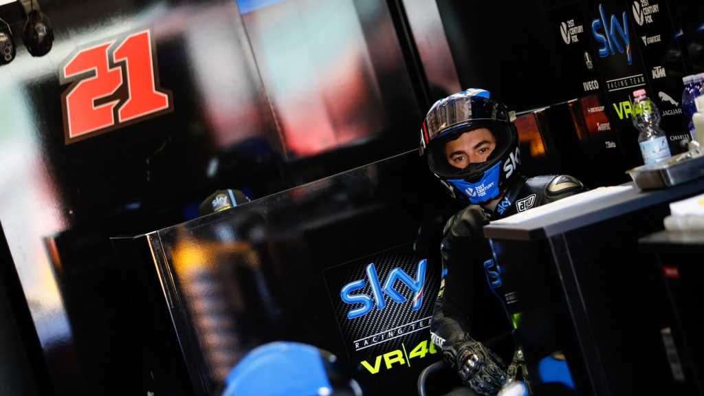 Francesco Bagnaia, SKY Racing Team VR46, Mugello Test