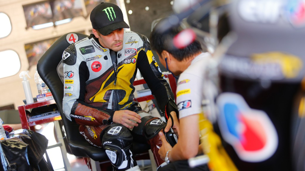 Mika Kallio, Marc VDS Racing Team, Mugello Test