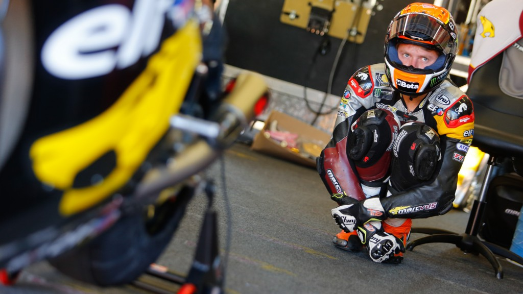 Esteve Rabat, Marc VDS Racing Team, Mugello Test