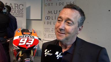 Freddie Spencer on Marquez and 2014 so far