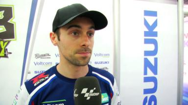 Eugene Laverty reviews Japanese and Australian MotoGP™ Tests