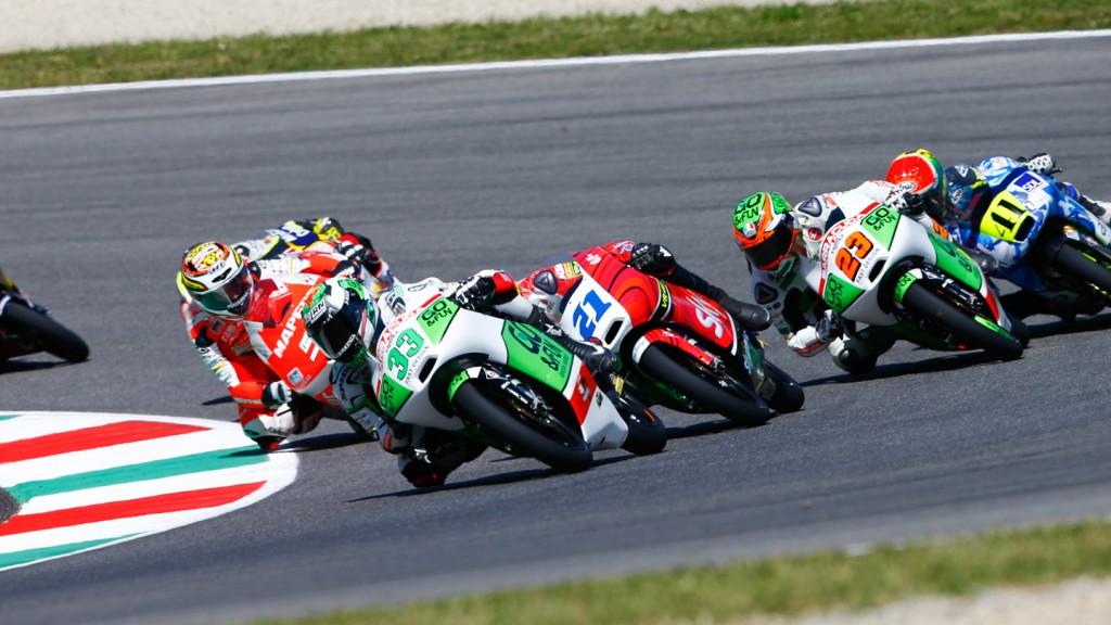 Moto3 Action, ITA RAC