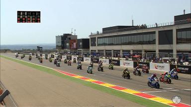 Motorland 2014 - CEV - Moto2 - RACE 1 - Highlights