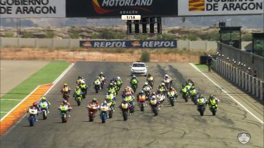 Motorland 2014 - CEV - Moto2 - RACE 2 - Highlights