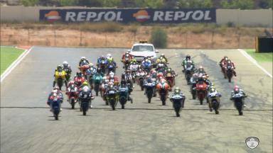 Motorland 2014 - CEV - Moto3 - RACE - Highlights