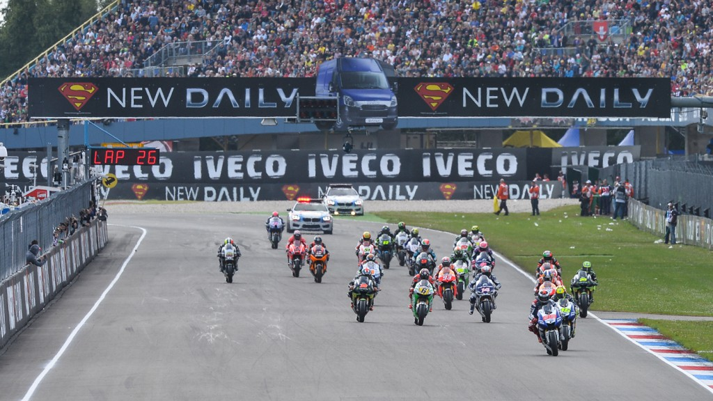 MotoGP Action, NED RACE