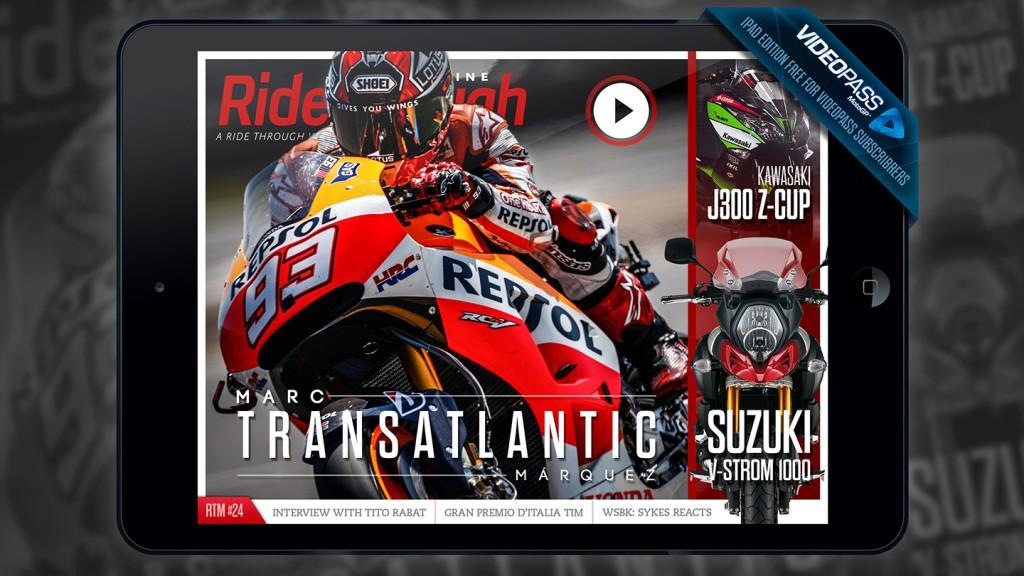 Ride Through Magazine - number 24