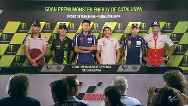 Gran Premi Monster Energy de Catalunya: Pre-event Press Conference