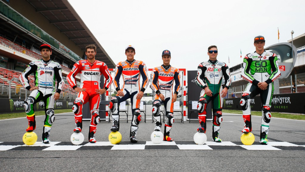 Launch of Alpinestars MotoGP World Cup Race Boot Design Series