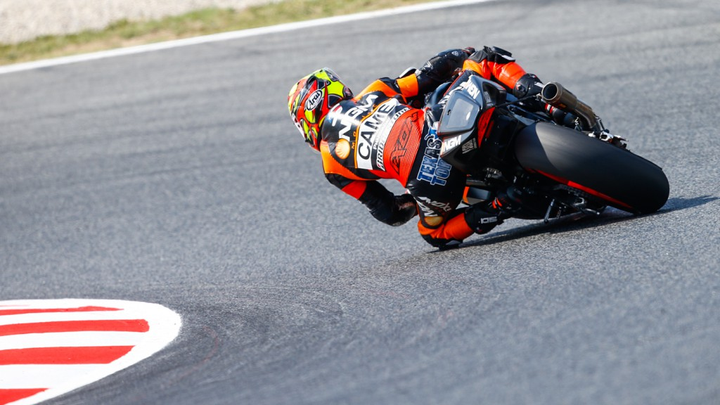 Colin Edwards, NGM Forward Racing, CAT FP2