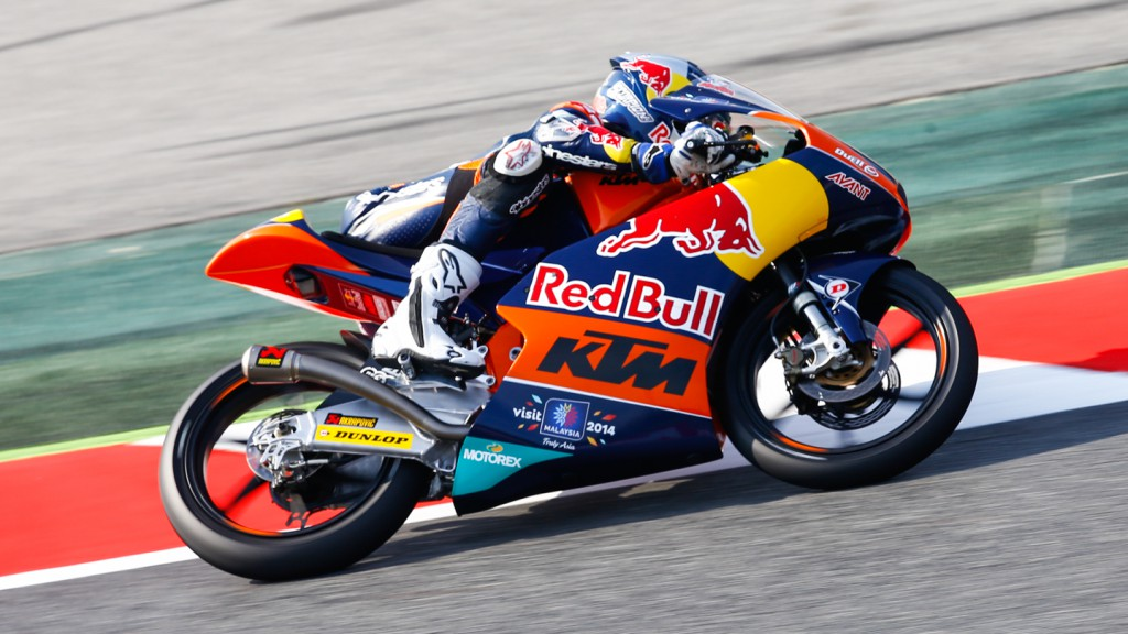 Jack Miller, Red Bull KTM Ajo, CAT FP2
