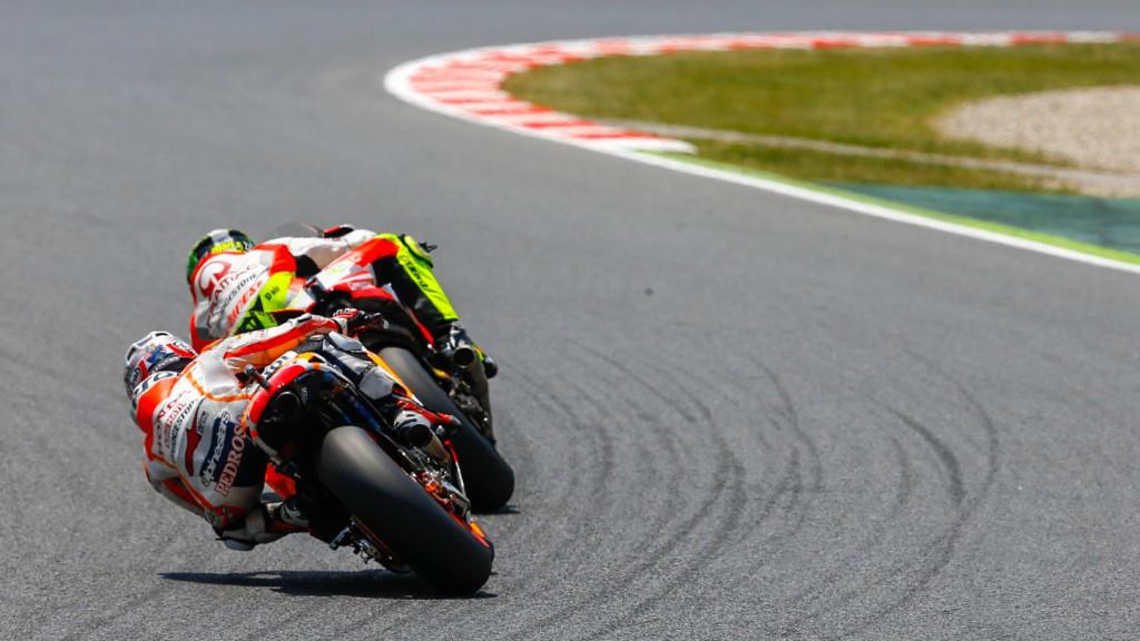 Andrea Iannone, Dani Pedrosa, Pramac Racing, Repsol Honda Team, CAT FP2