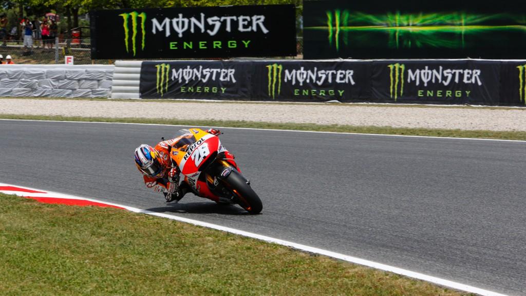 Dani Pedrosa, Repsol Honda Team, CAT FP2