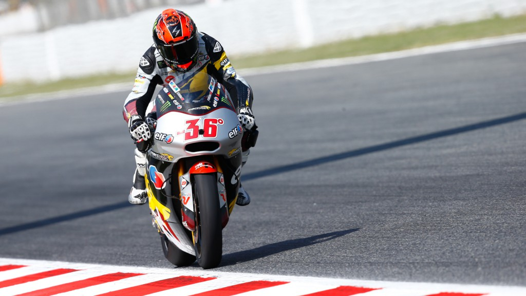 Mika Kallio, Marc VDS Racing Team, CAT FP2