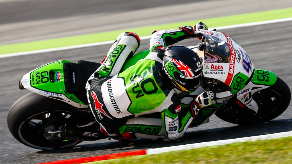 Scott Redding, GO&FUN Honda Gresini, CAT FP1