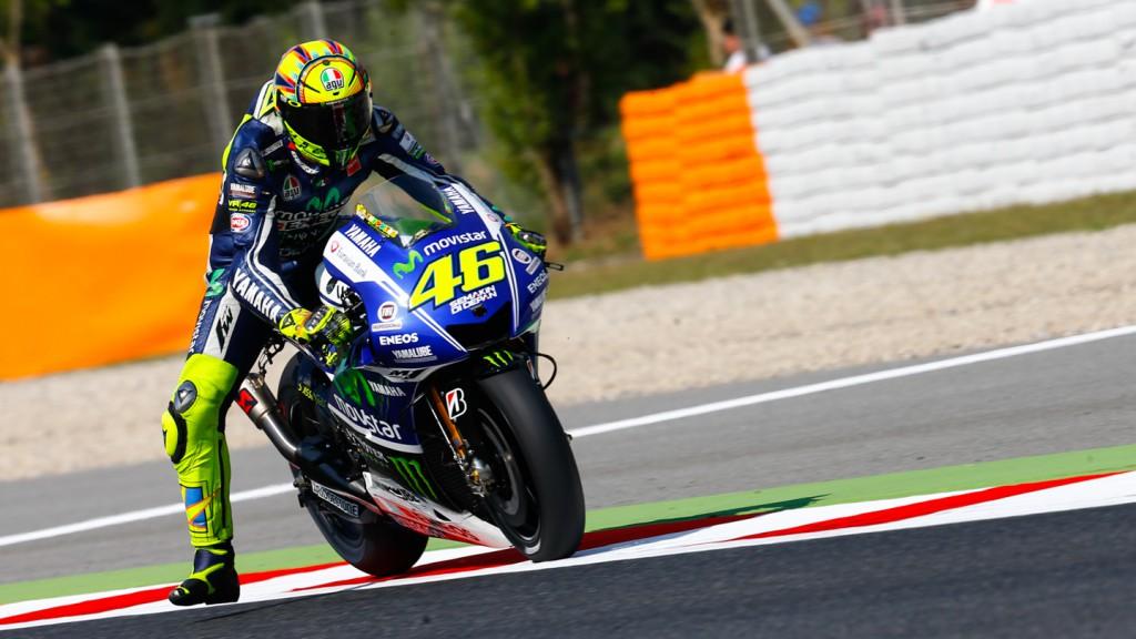 Valentino Rossi, Movistar Yamaha MotoGP, CAT FP1