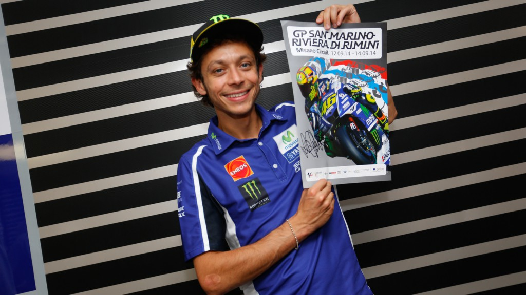 Valentino Rossi, Movistar Yamaha MotoGP, CAT FP2