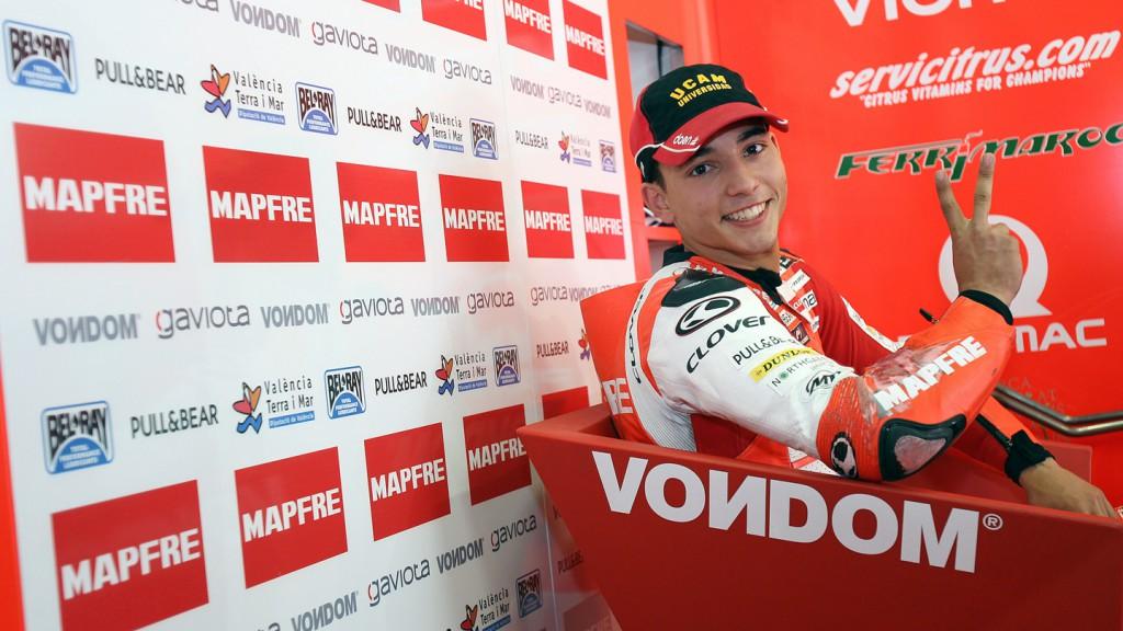 Juanfran Guevara, Mapfre Aspar Team Moto3, CAT FP2
