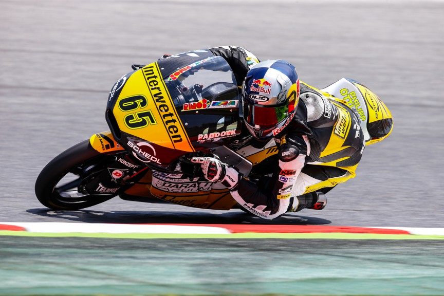 Philipp Oettl, Interwetten Paddock Moto3, CAT FP2