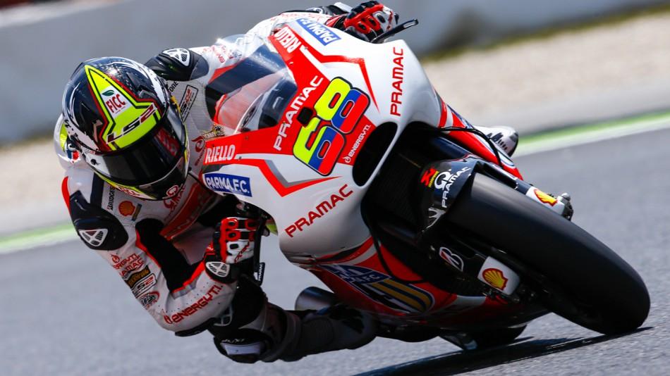 motogp.com · Yonny Hernandez, Pramac Racing, CAT FP2